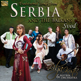 EUCD2687 Traditional Songs from Serbia & The Balkans - Svod