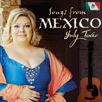 EUCD2714 Yuly Tovar: Songs from Mexico