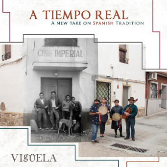 A Tiempo Real - A New Take on Spanish Tradition - CD Cover.