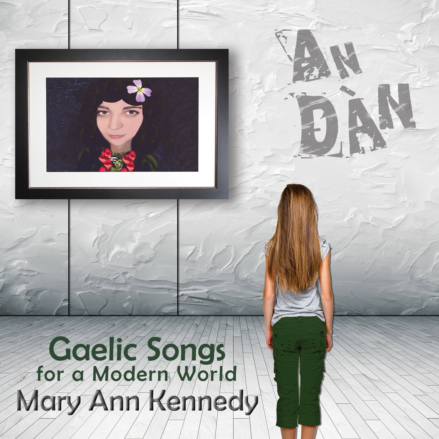 EUCD2737 An Dàn - Gaelic Songs for a Modern World