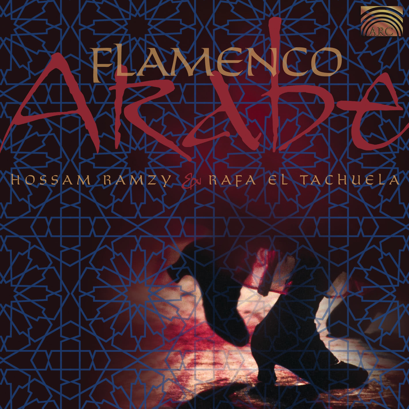 EUCD1785 Flamenco Arabe