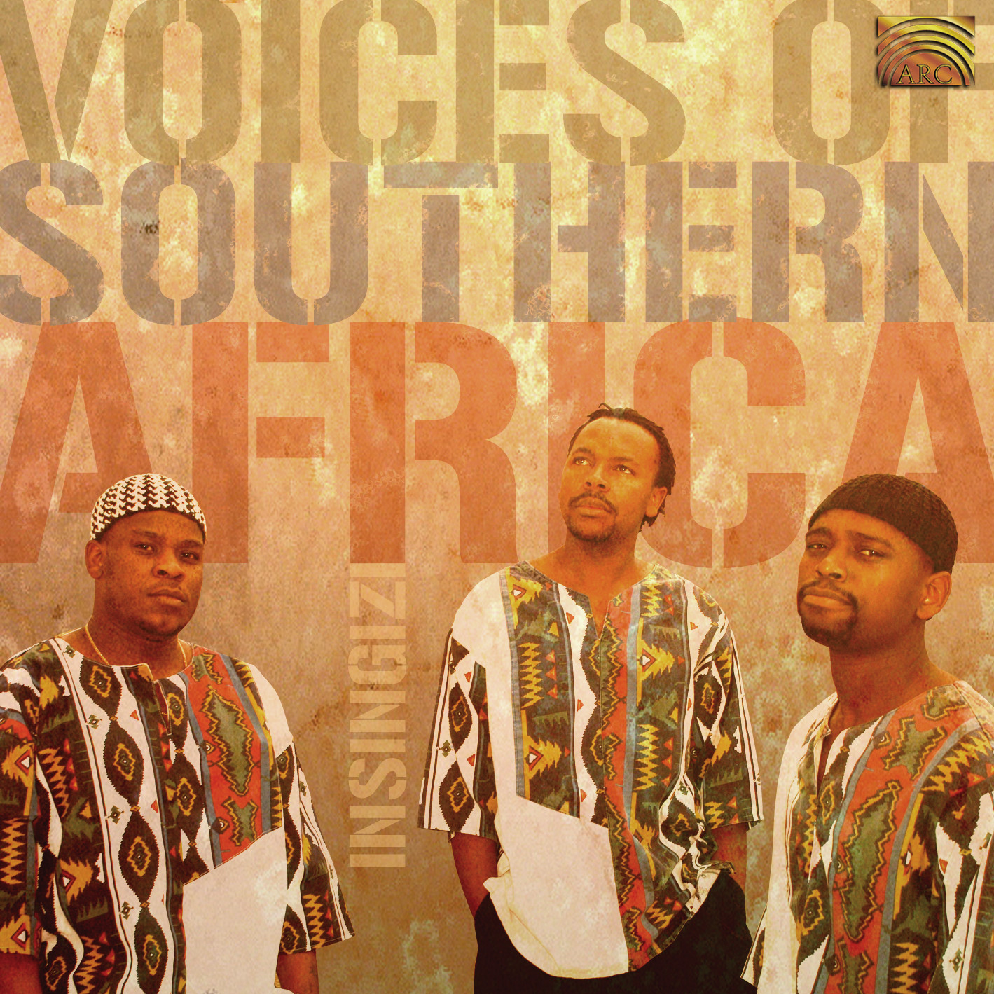 EUCD1855 Voices of Southern Africa