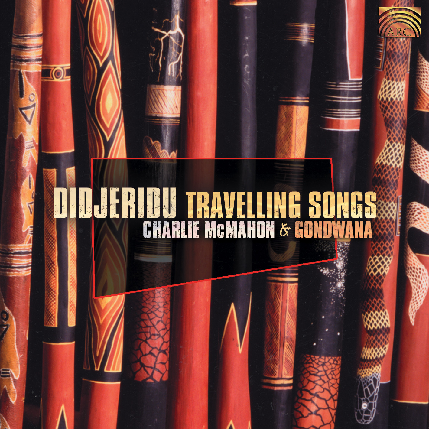 EUCD1876 Didjeridu Travelling Songs