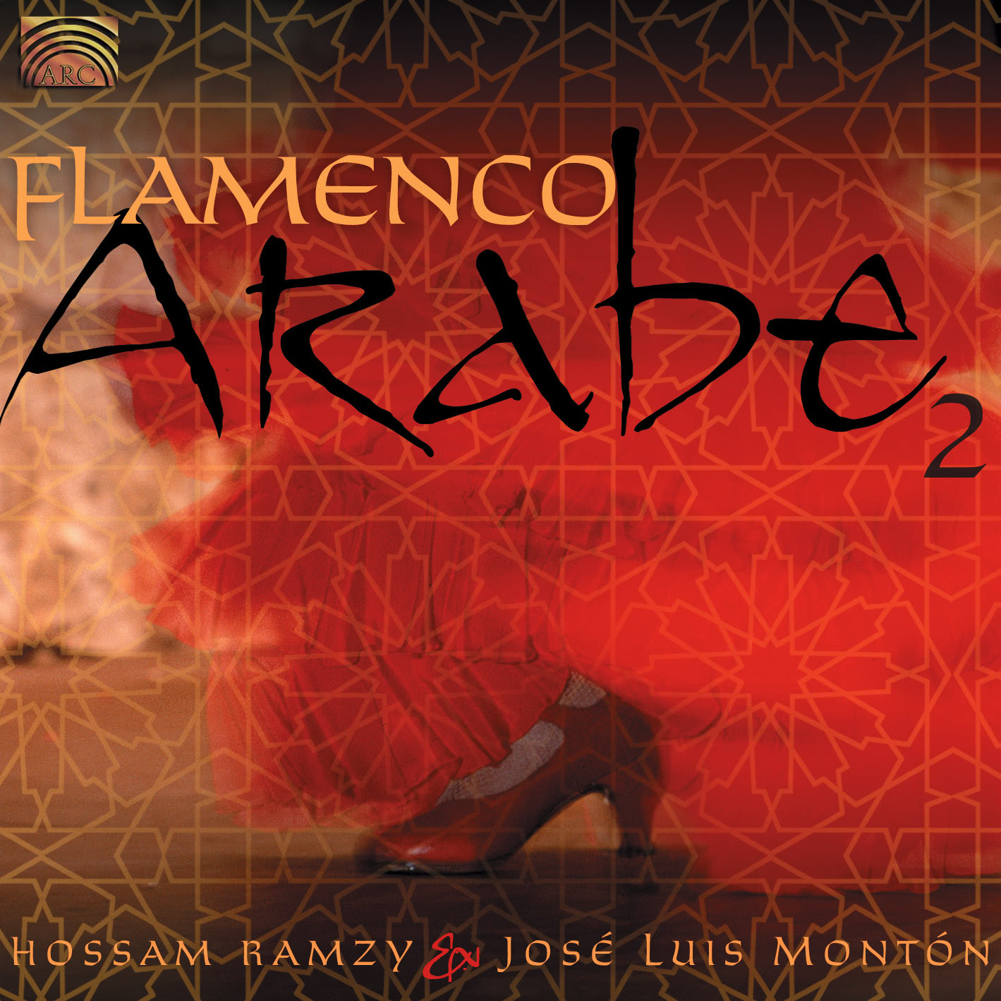 EUCD2000 Flamenco Arabe 2