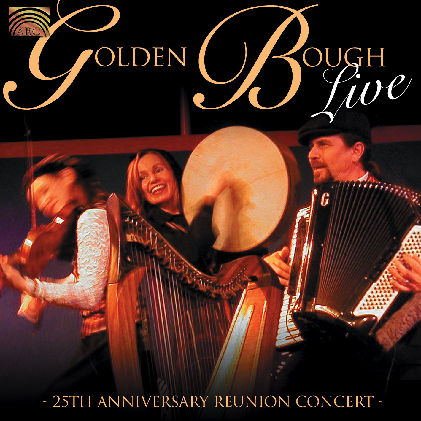 EUCD2008 Golden Bough Live - 25th Anniversary Reunion Concert