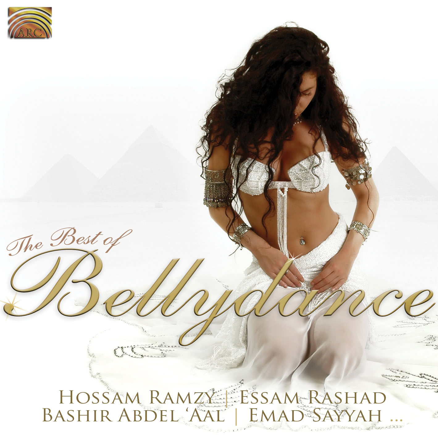 EUCD2137 The Best of Bellydance