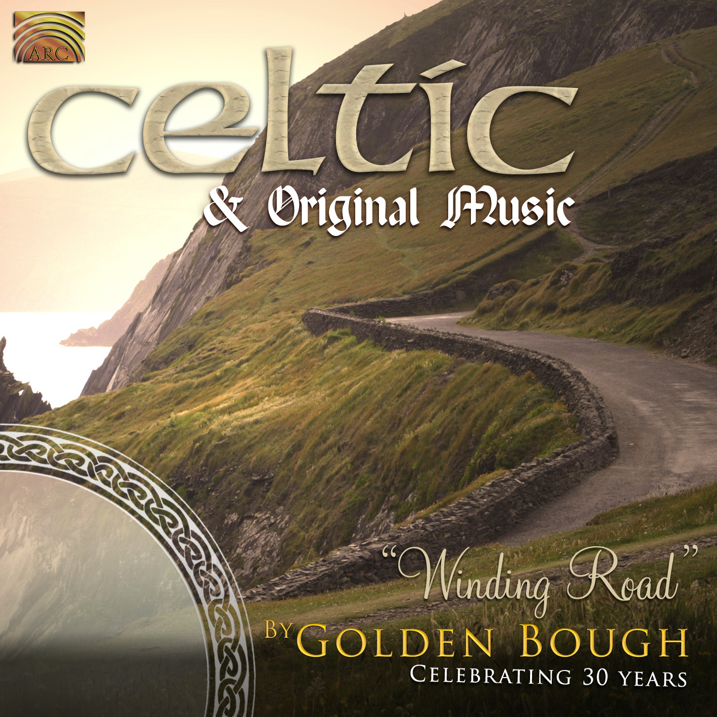 EUCD2294 Celtic & Original Music - Winding Road