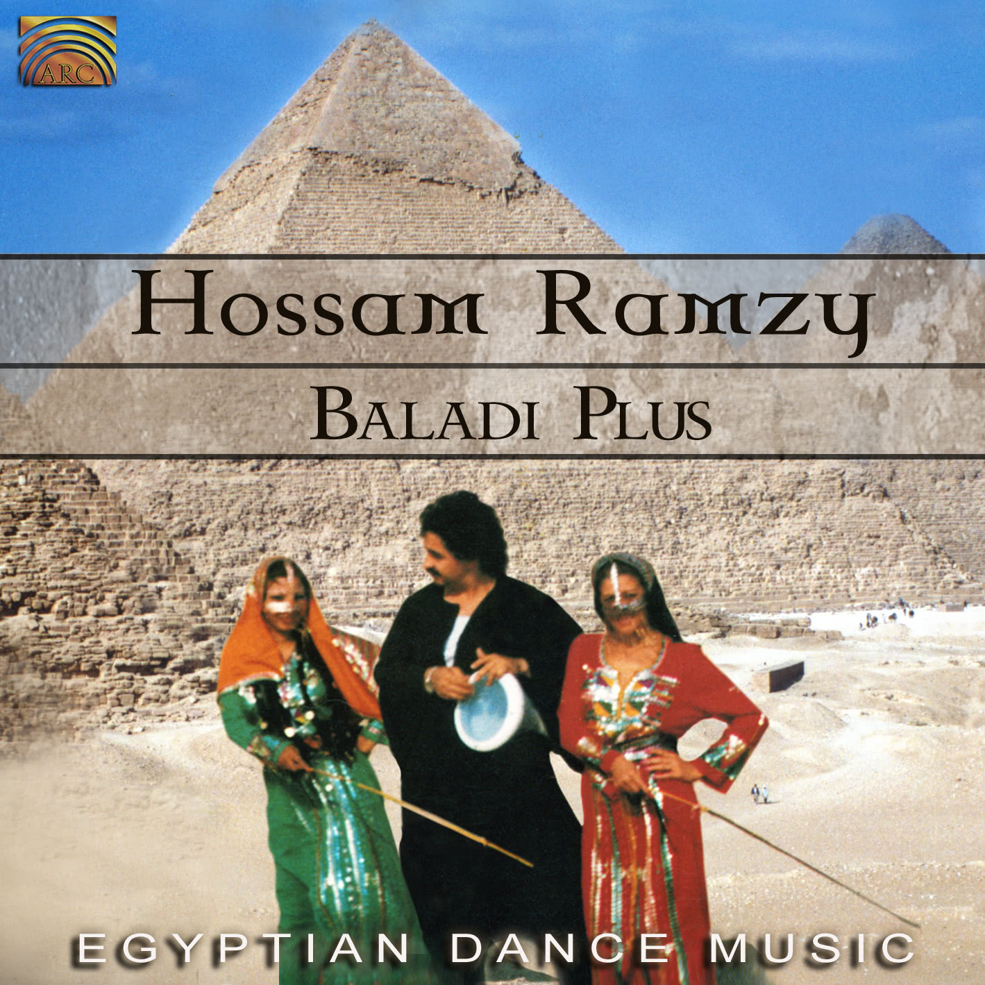EUCD2361 Baladi Plus - Egyptian Dance Music