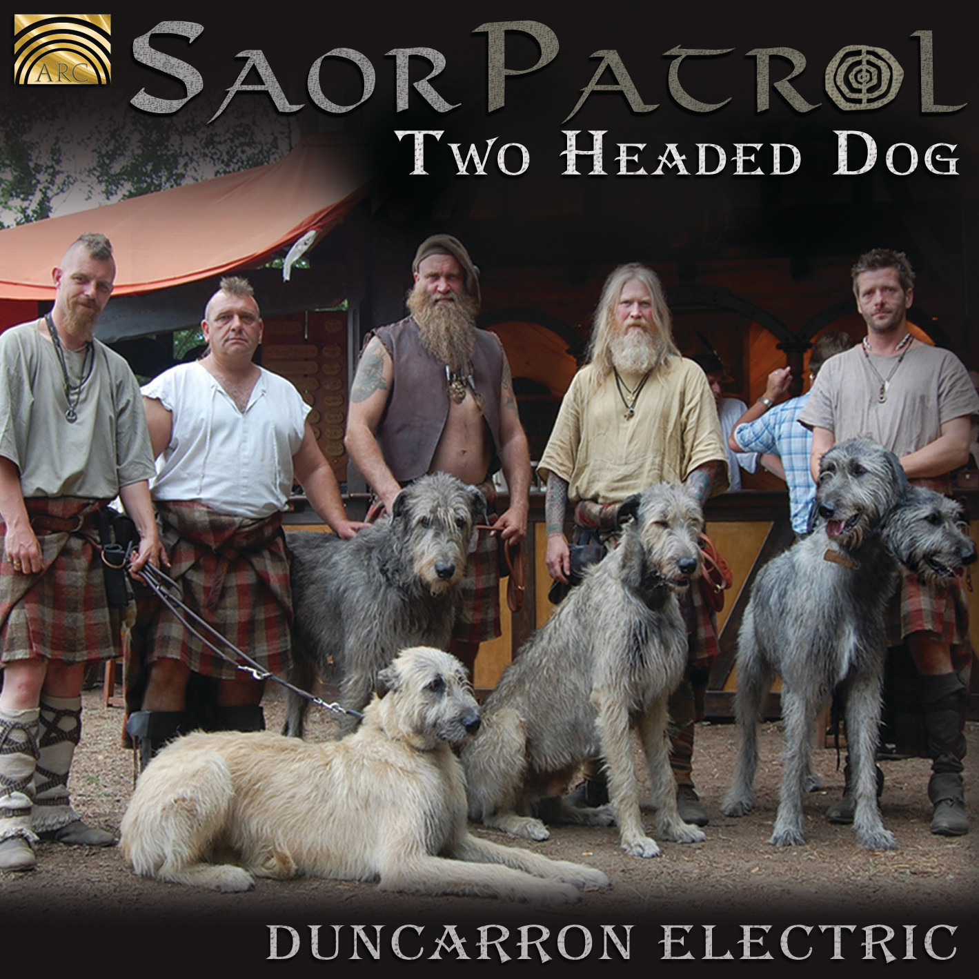 EUCD2395 Two Headed Dog - Duncarron Electric