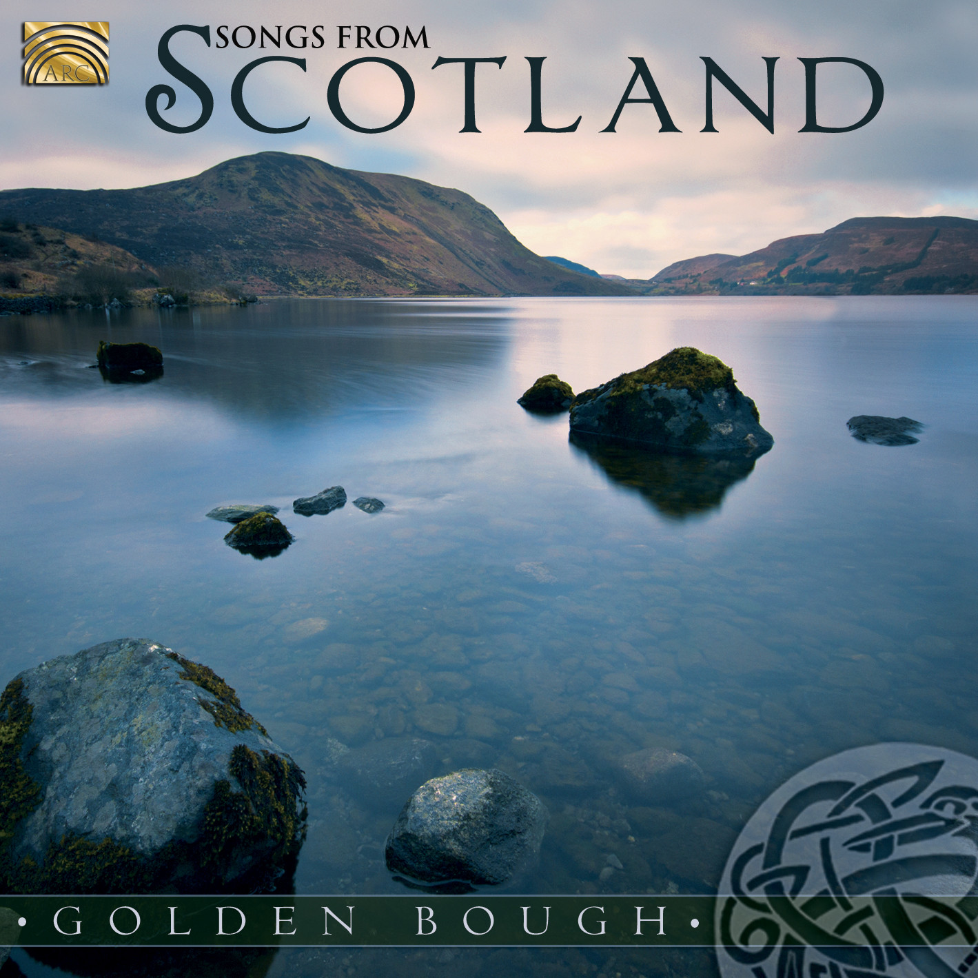 EUCD2428 Songs from Scotland