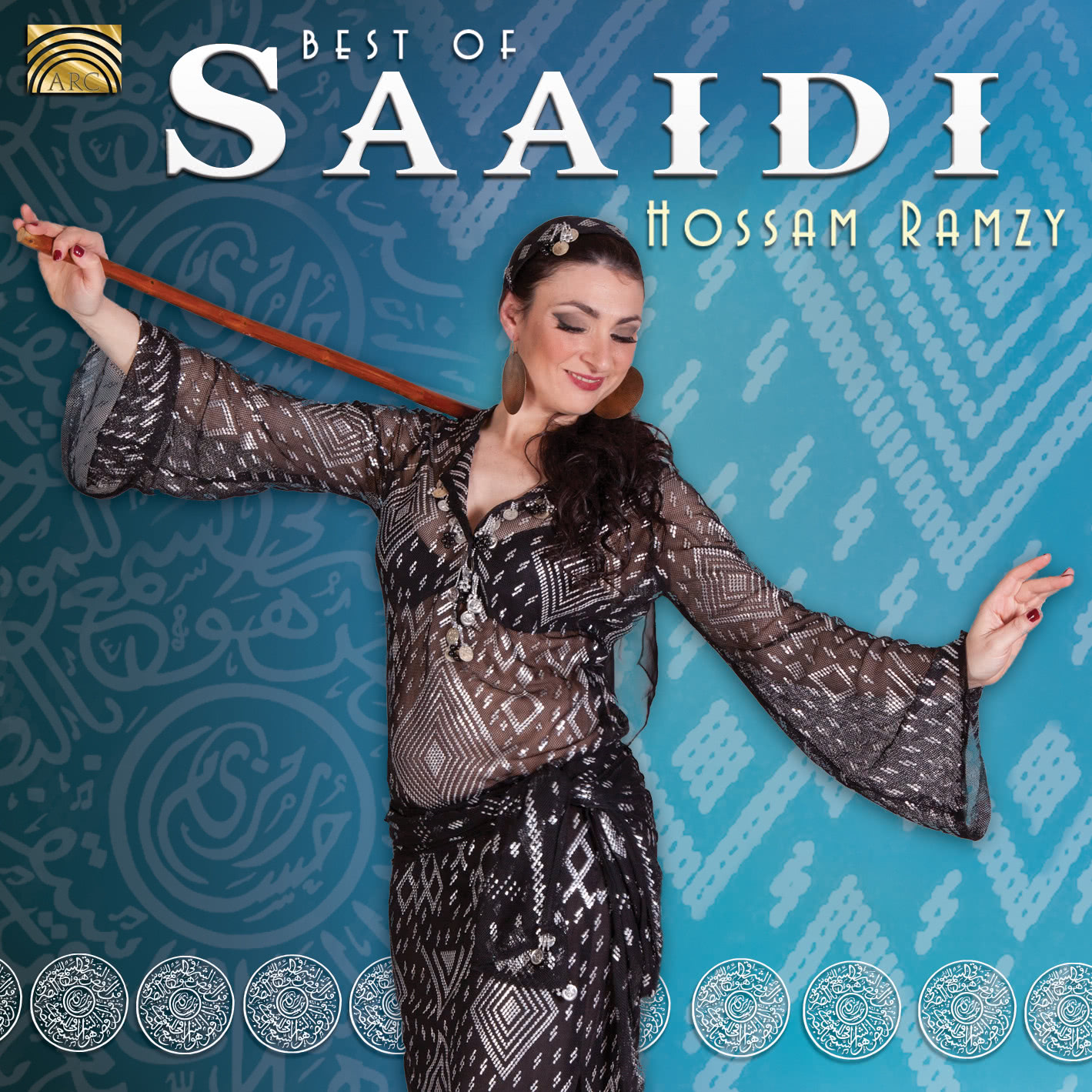 EUCD2457 Best of Saaidi