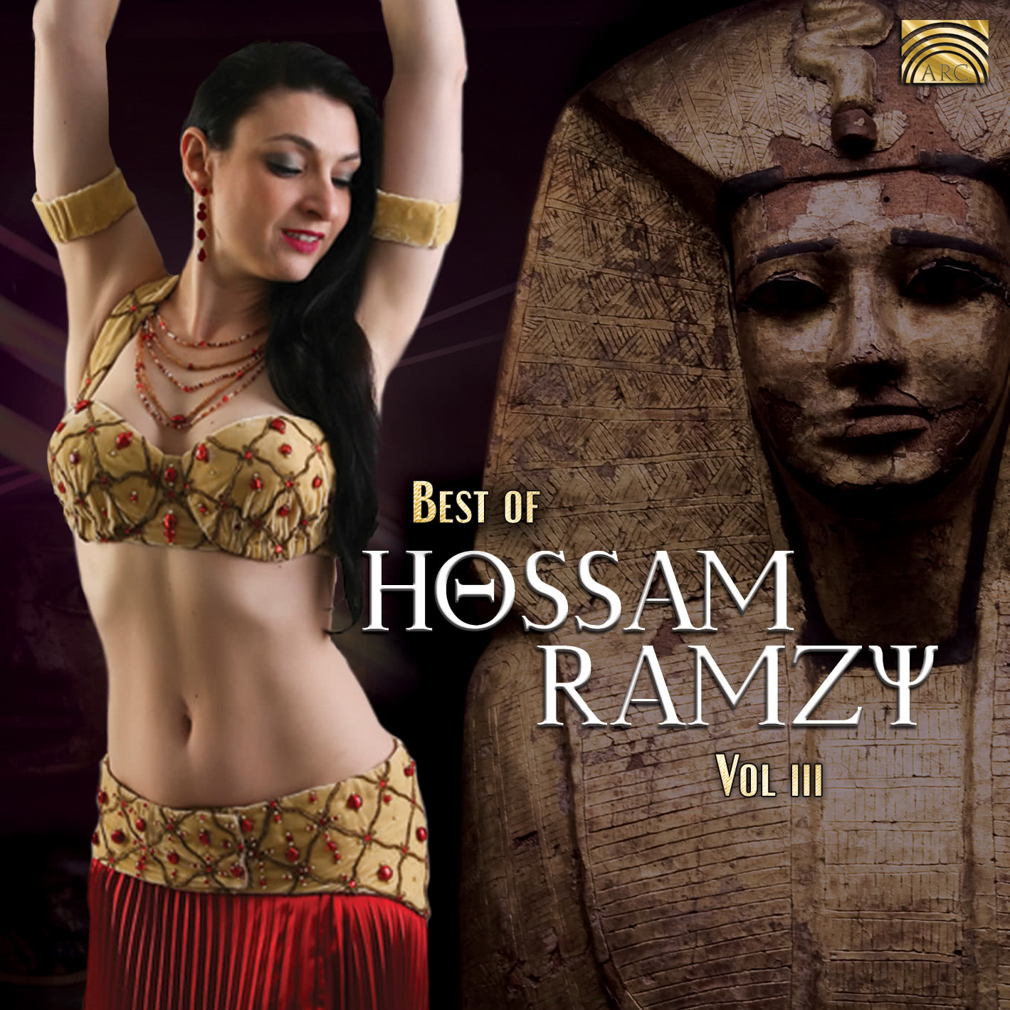 EUCD2500 The Best of Hossam Ramzy, Vol III