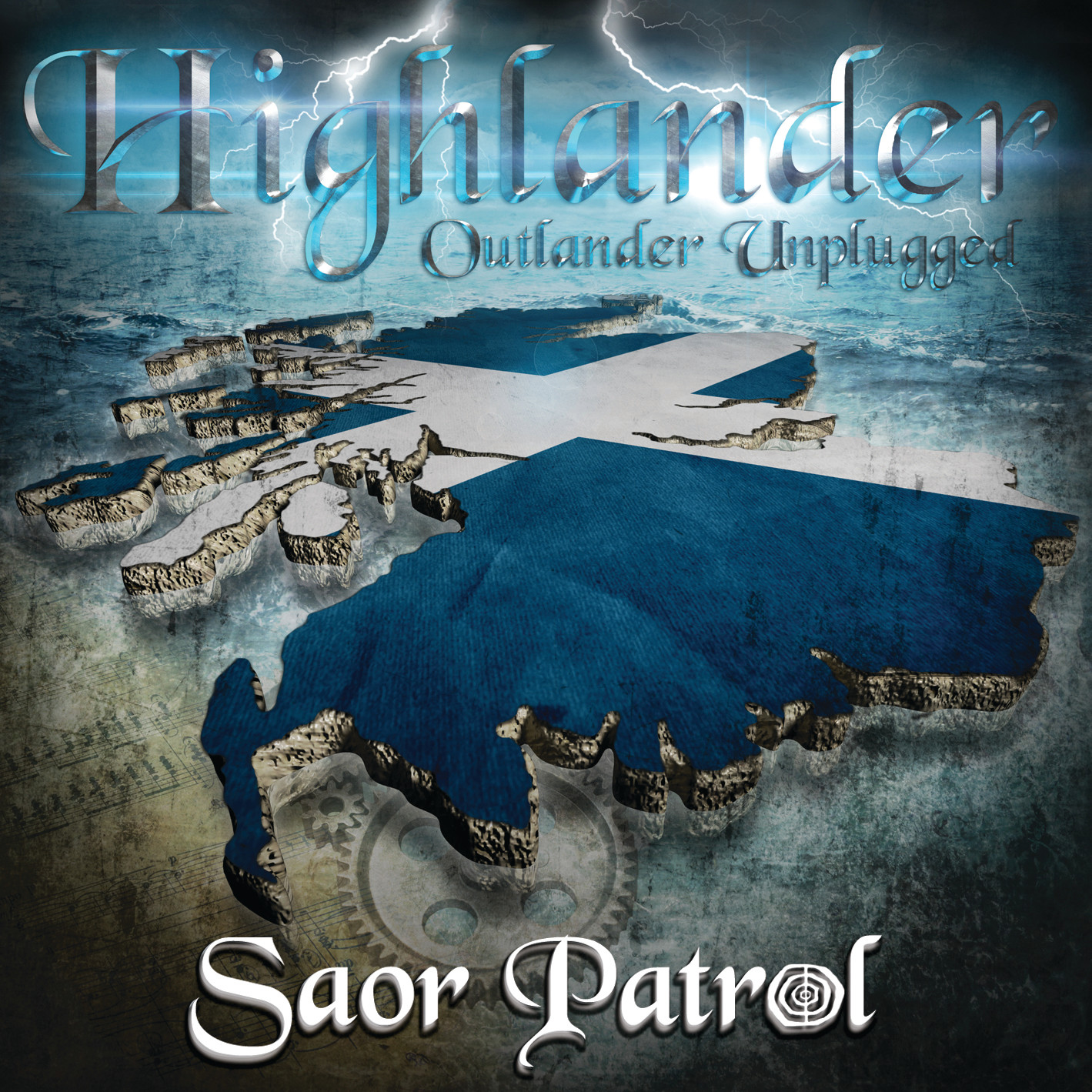 EUCD2558 Highlander - Outlander Unplugged