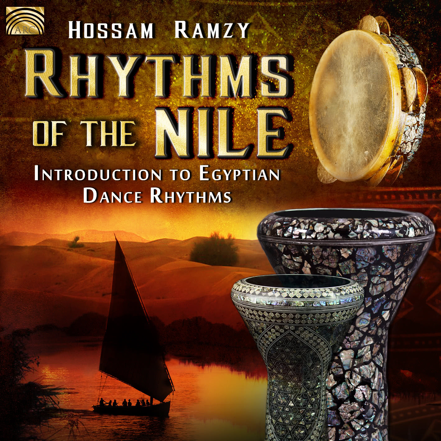 EUCD2659 Rhythms of the Nile - Introduction to Egyptian Dance Rhythms