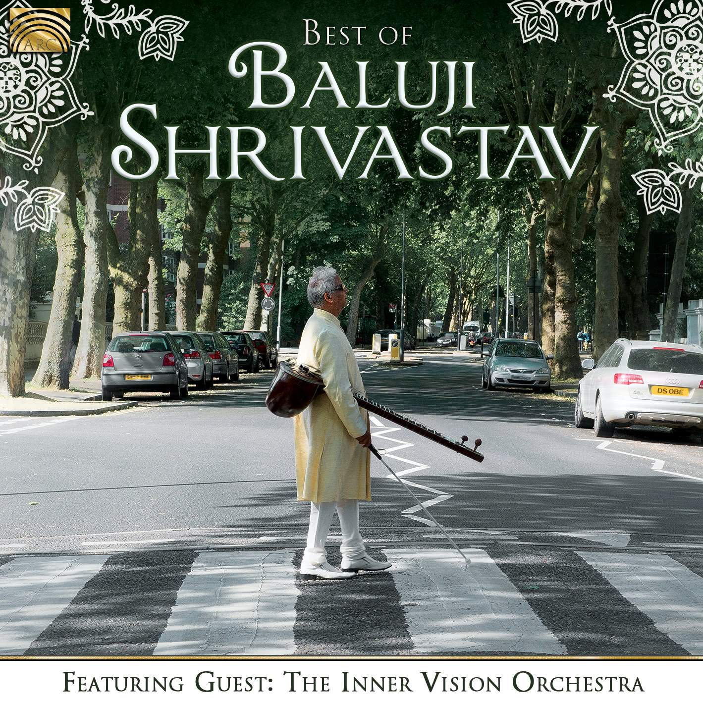 EUCD2695 Best of Baluji Shrivastav - Featuring Guest: The Inner Vision Orchestra