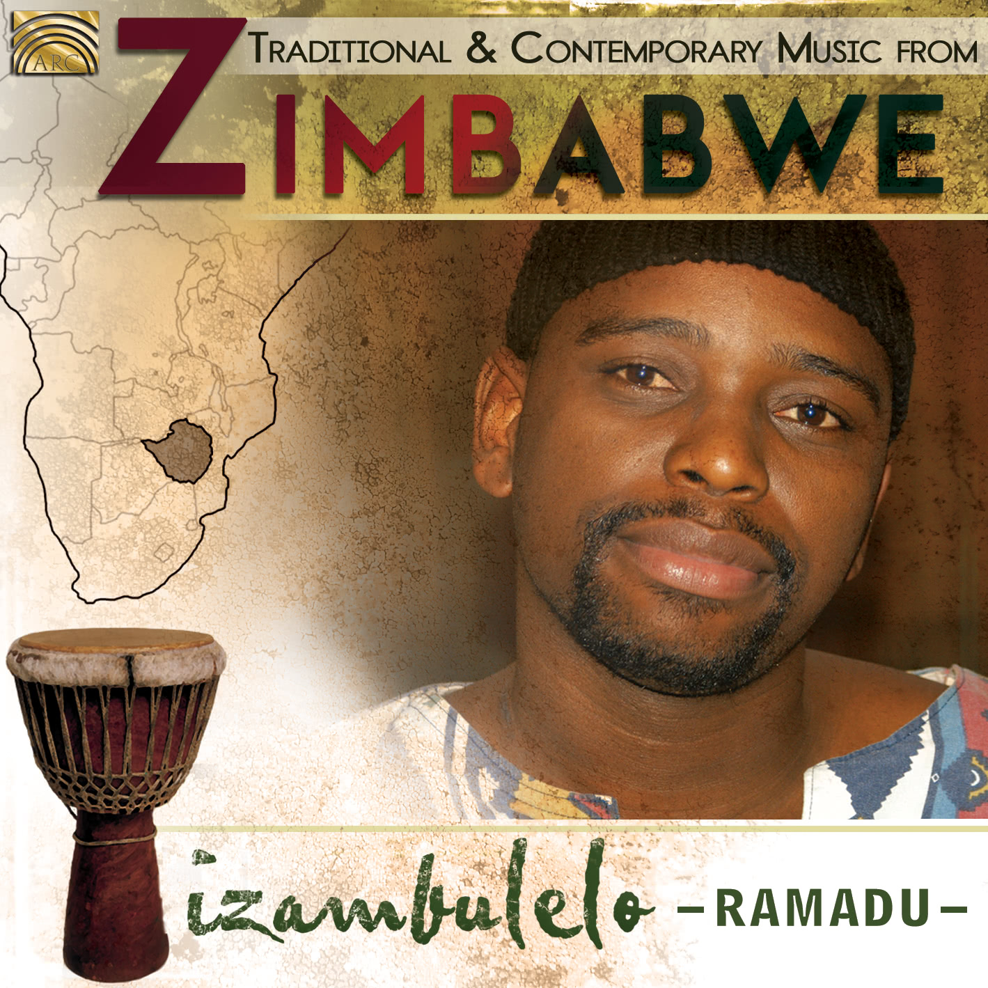 EUCD2717 Izambulelo - Traditional and Contemporary Music from Zimbabwe