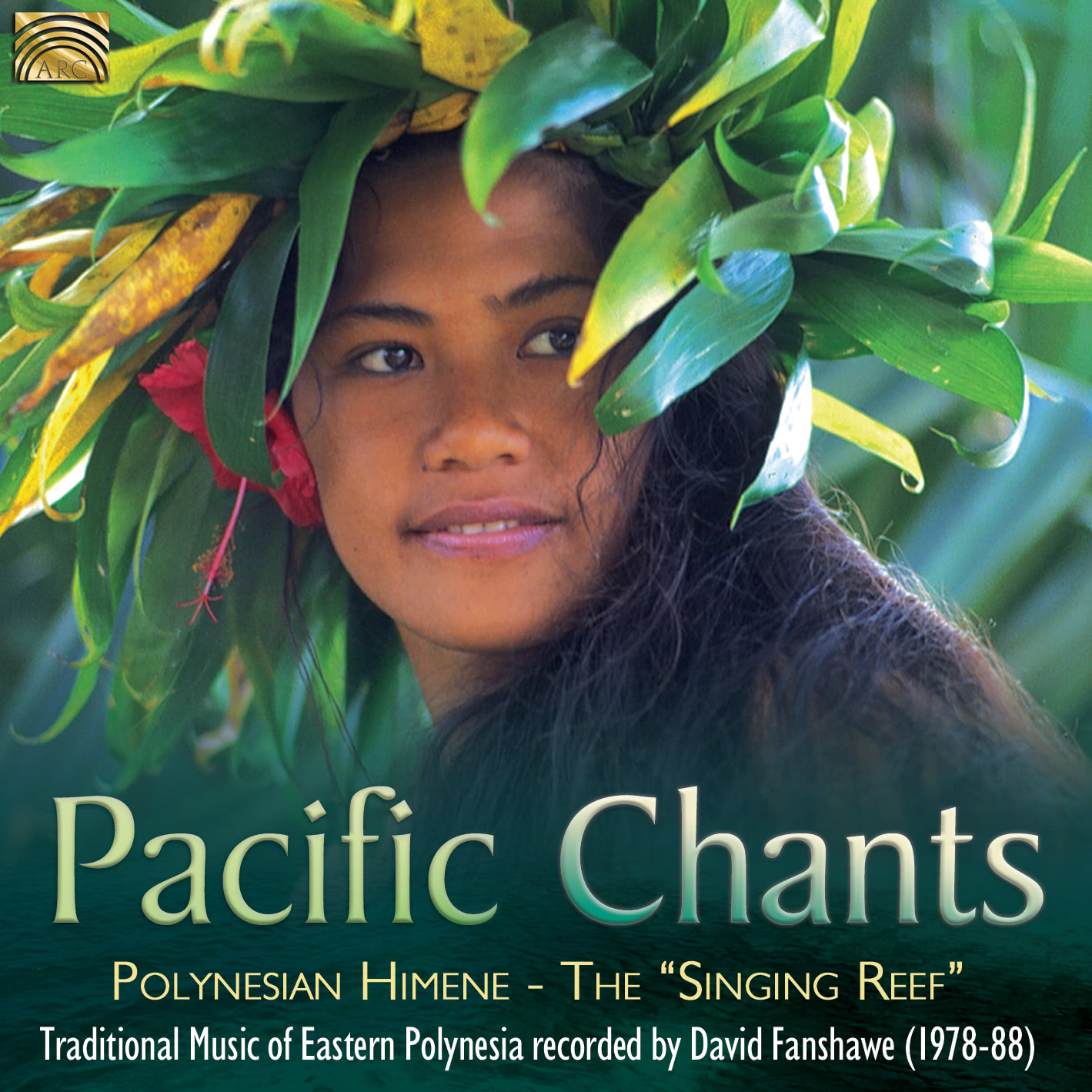 EUCD2729 Pacific Chants