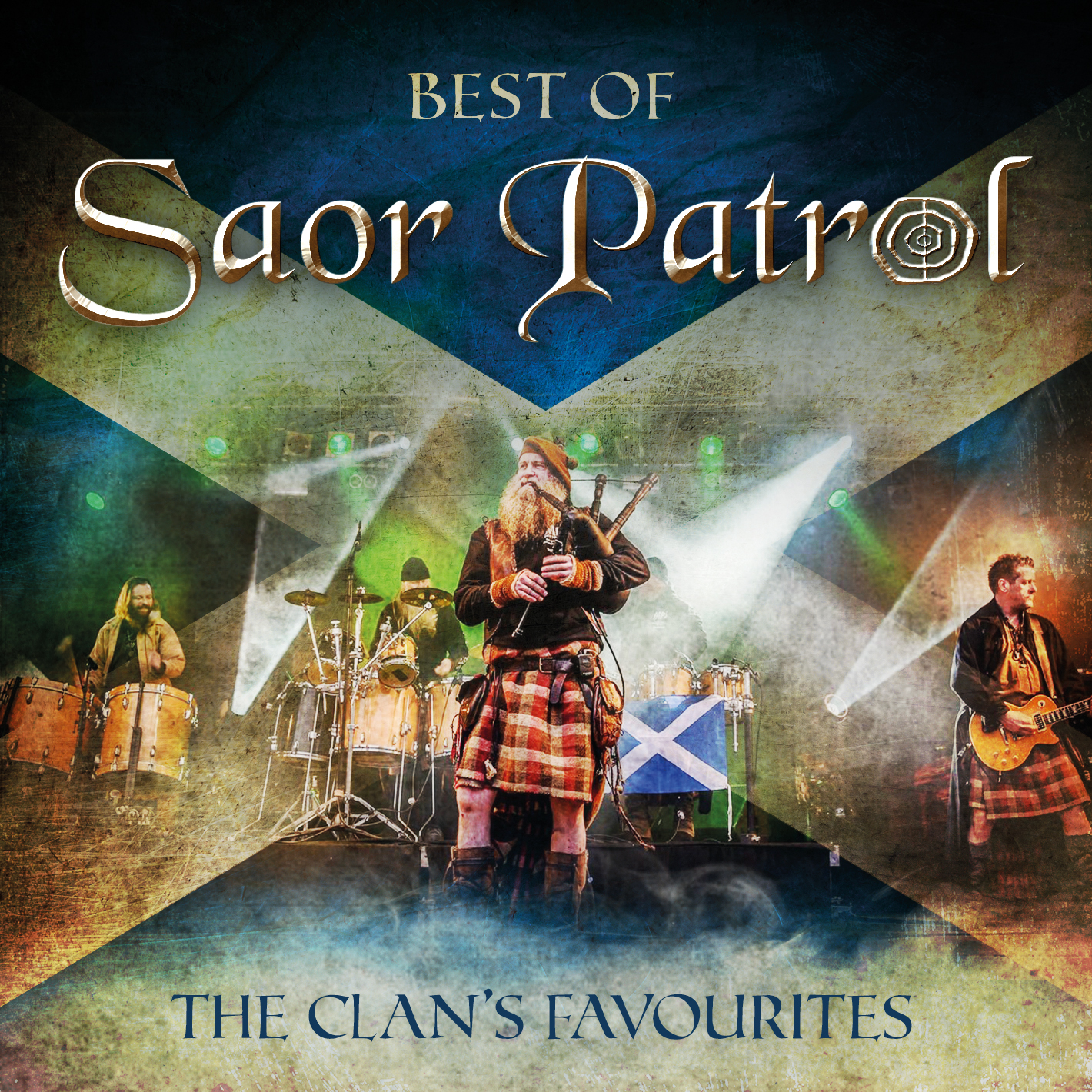 EUCD2841 Best of Saor Patrol - The Clan's Favourites