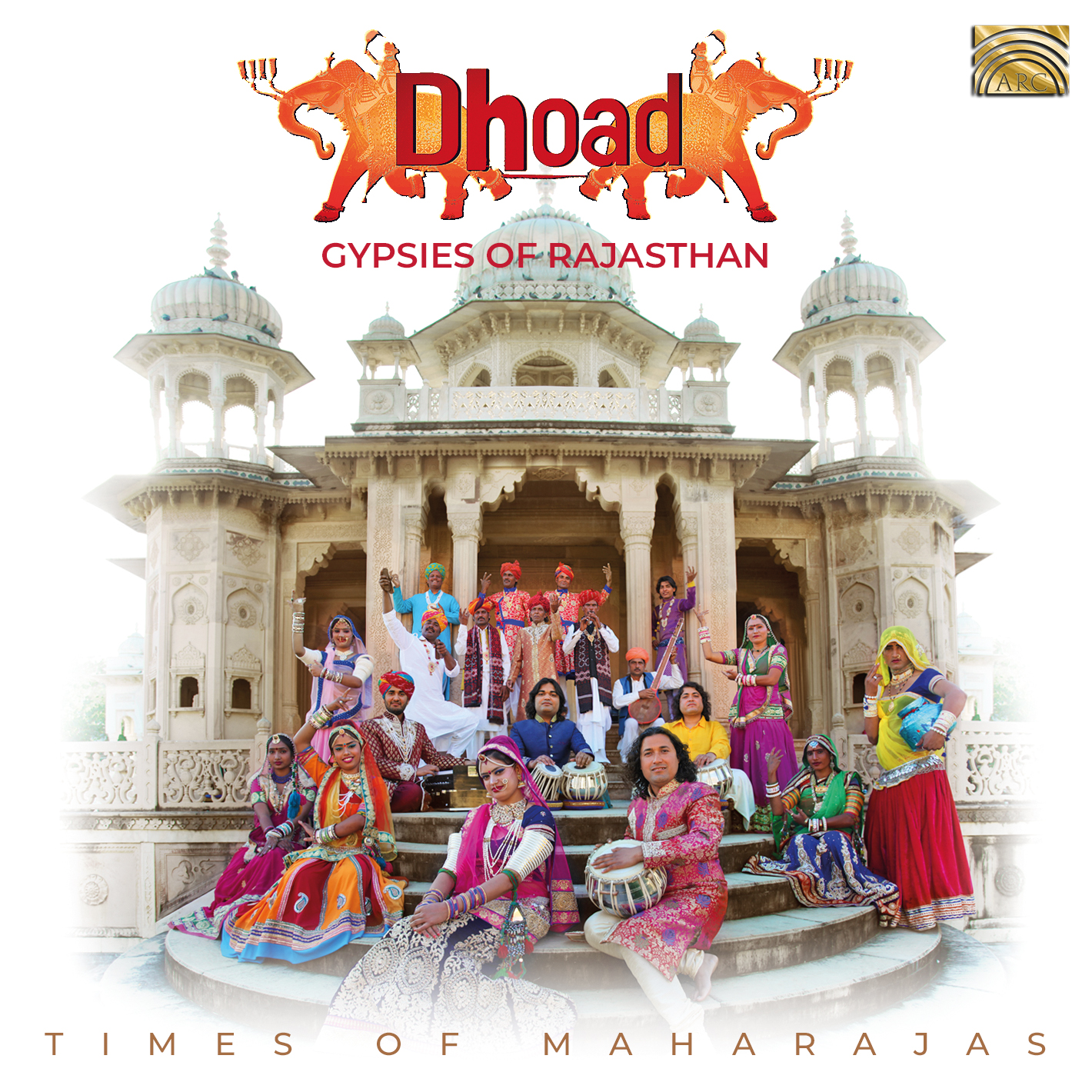 EUCD2845 Times of Maharajas