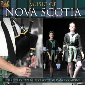 EUCD1998 - Music of Novia Scotia