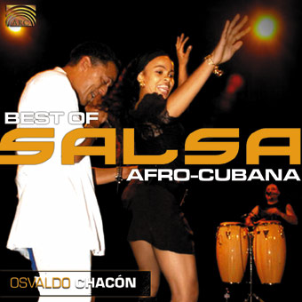EUCD2011 The Best of Salsa Afro-Cubana