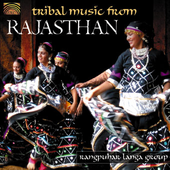 Tribal Music from Rajasthan - Rangpuhar Langa Group