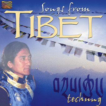 Songs from Tibet - Techung