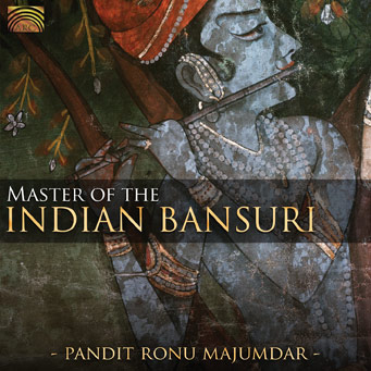 Master of the Indian Bansuri - Pandit Ronu Majumdar