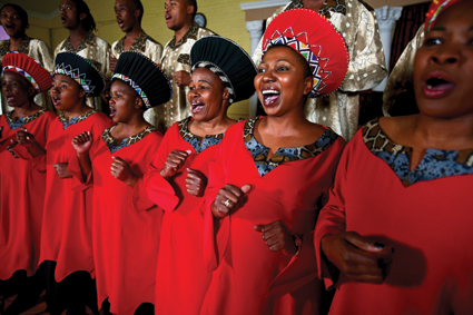 African Methodist Choir