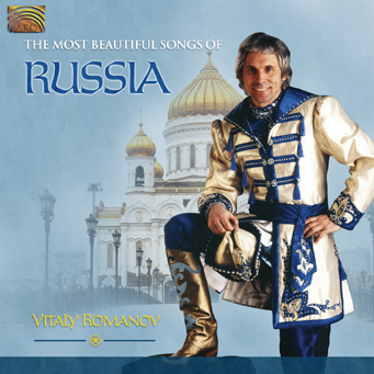 The Most Beautiful Songs of Russia - Vitaly Romanov