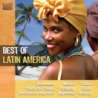 EUCD2262 Best of Latin America - Venezuela, Mexico, Cuba