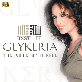 Best of Glykeria, The Voice of Greece