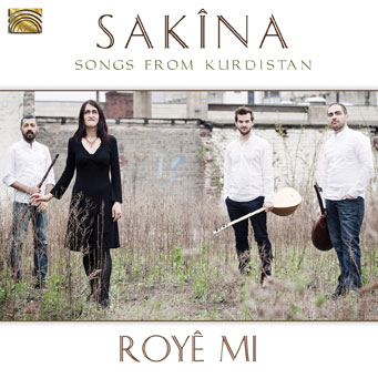 Sakina sings from Roye Mi – My Soul