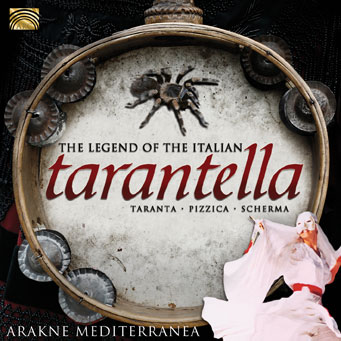 The Legend of the Italian Tarantella - Taranta - Pizzica - Scherma - Arakne Mediterranea