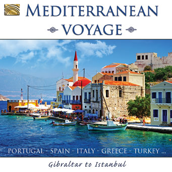 Mediterranean Voyage - Gibraltar to Istanbul - Portugal, Spain, Italy, Greece, Turkey