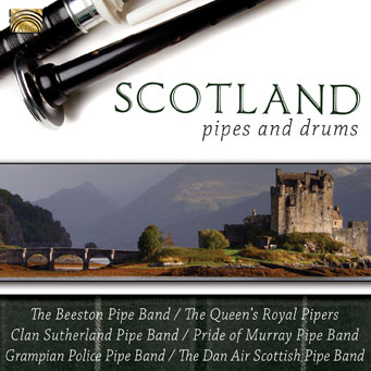 Scotland - Pipes and Drums