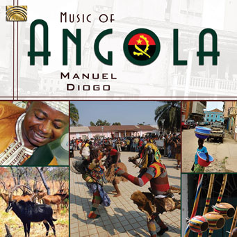 Music of Angola - Manuel Diogo
