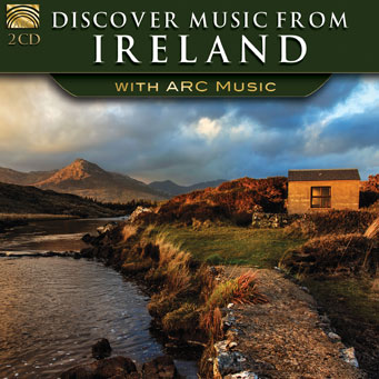 EUCD2570 Discover Music from Ireland - with ARC Music