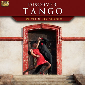 EUCD2577 Discover Tango - with ARC Music