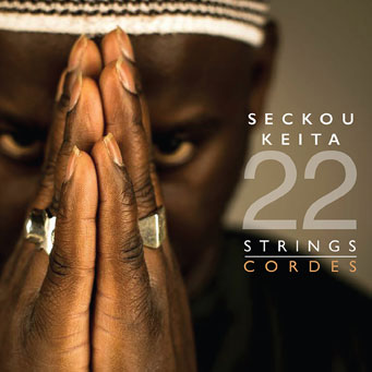 Seckou Keita's New Solo Album: 22 Strings