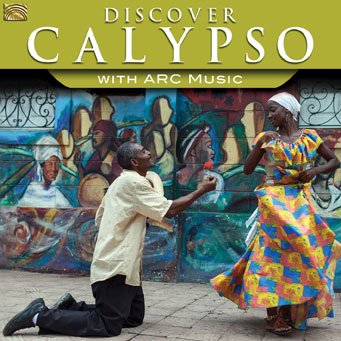 EUCD2598 Discover Calypso - with ARC Music