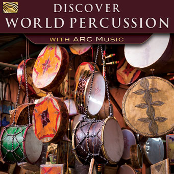EUCD2619 Discover World Percussion - with ARC Music