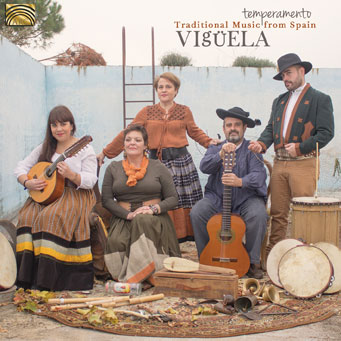Traditional Toledo Songs from Spain's Vigüela