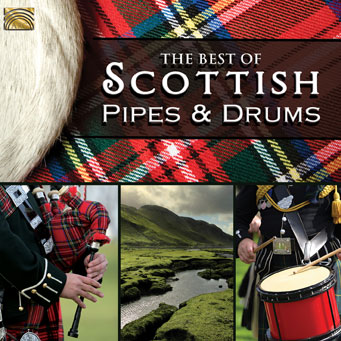 Best of Scottish Pipes & Drums - Various Artists