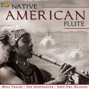 Native American Flute - Wolf Tracks, The Hoopdancer, Grey Owl Walking...