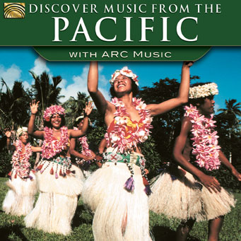 EUCD2662 Discover Music from the Pacific – Various Artists
