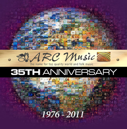 35th Anniversary Sampler Cover
