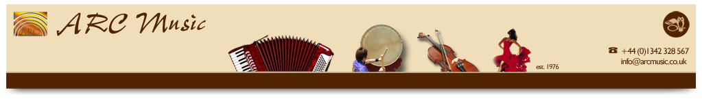 ARC Music - the name for top quality world and folk music