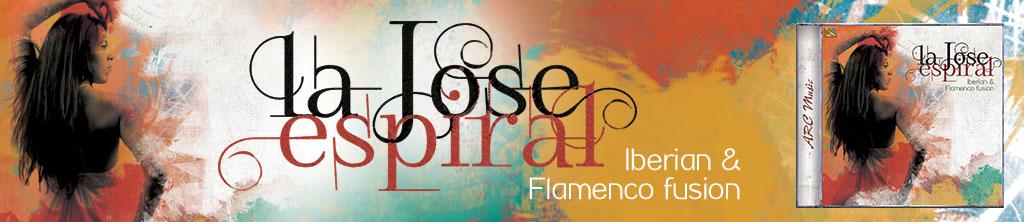 Espiral - Iberian & Flamenco Fusion - La Jose banner