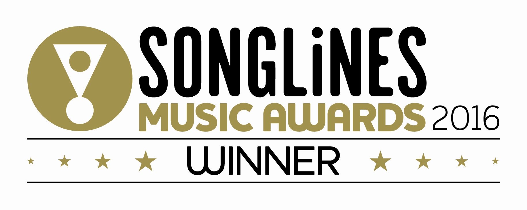 Songlines music awards banner